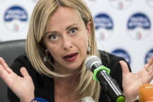 """Centrodestra, Meloni: """"Chi prende più voti indica il premier. Ho già in testa i nomi dei ministri"""""""