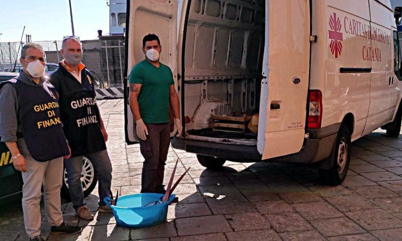 Catania, sequestrati 48 kg di neonato e due 'puddicinedda': specie ittiche protette