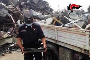 Catania, 3 denunciati per violazioni ambientali: in una discarica sversavano rifiuti speciali