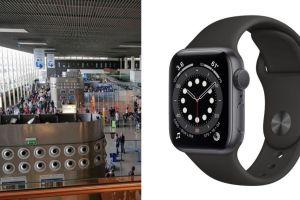 Catania, gli Apple Watch vanno a ruba all'aeroporto: 3 denunciati per furto