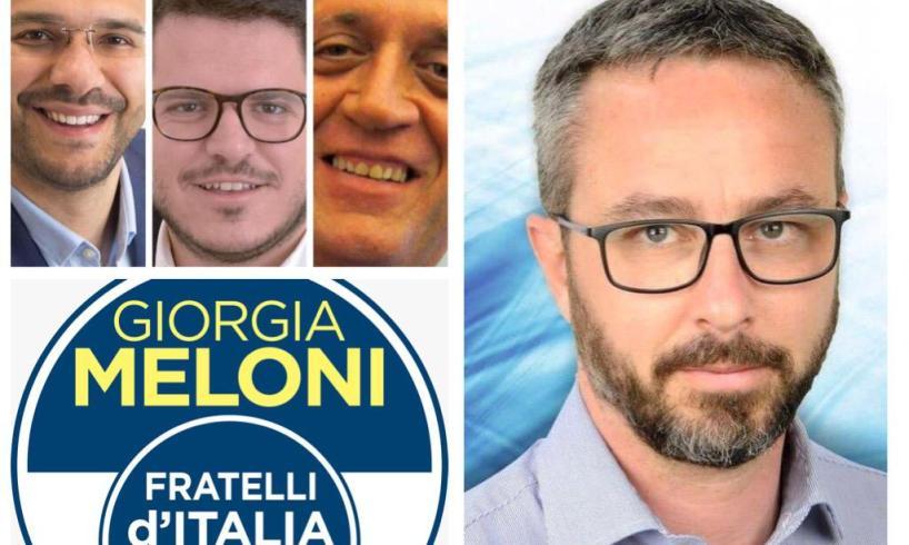 """Adrano, Fratelli d'Italia: """"Sostegno convinto al candidato sindaco Pellegriti: """"E' un candidato inclusivo stimato dai cittadini"""""""