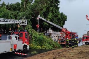 Maltempo nel Catanese, decine di interventi dei Vigili del Fuoco: tetti scoperchiati e automobilisti in salvo (VIDEO)