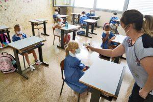A scuola si torna in presenza: niente mascherina in classe se tutti vaccinati