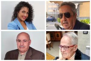 Adrano, ecco i 4 futuri assessori di Birtolo: le foto dei designati