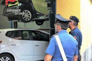 Catania, sicurezza sul lavoro: militari 'revisionano' officine del quartiere Picanello