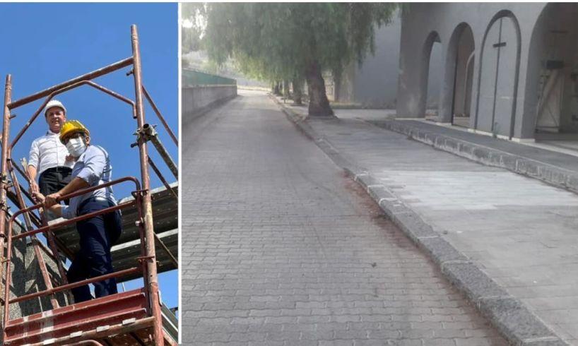 Paternò, lavori di manutenzione nei due cimiteri. Ditta rinuncia a costruzione 310 tombe, il Comitato valuta azioni legali