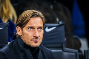 """Calcio, Totti: """"Ai miei tempi era fatto di passione e affetto verso i tifosi. Ora è solo business"""""""