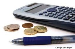 Formule de calcul rapide de l'impôt 2021.