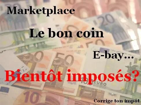 Les Ventes D Objets Sur Le Bon Coin Bientot Imposees Corrige Ton