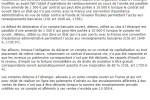 Texte affiché fin déclaration impôt compte étranger assurance-vie