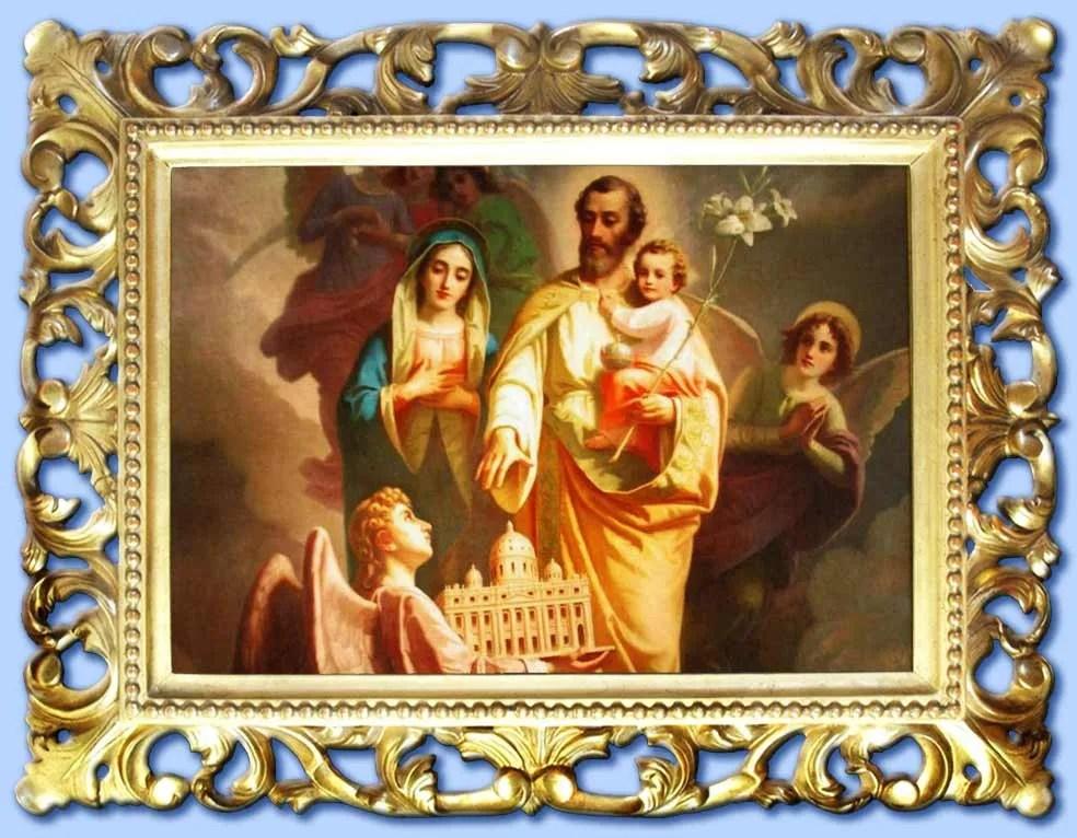 Risultati immagini per san giuseppe patrono chiesa cattolica