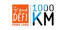 Grand Défi Pierre Lavoir Logo