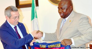 FC Barcelona to set up soccer academy in Nigeria