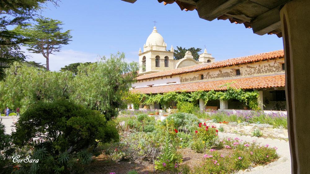 Mission San Carlos Borromeo a Carmel - (C) Sara Zammarini 2018