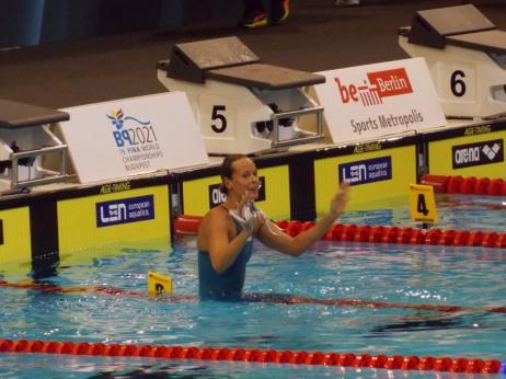 23 agosto – Pellegrini storico tris! Caramignoli bronzo da applausi! Di Pietro ancora record!