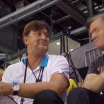 Berlino 2014 - L'allenatore tedesco finalmente sorridente