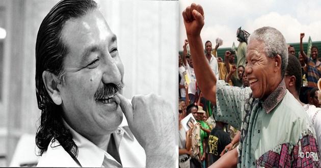 #Corse Info : Déclaration de Léonard Peltier à propos du décès de Nelson Mandela
