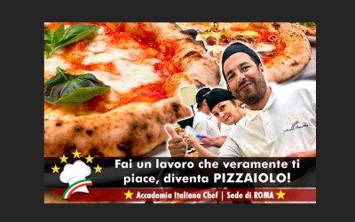 Nuovo Corso di Pizzaiolo Professionista Roma