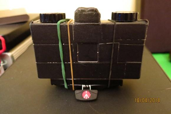 pinhole camera by gabriele lopez
