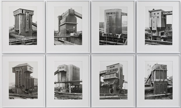Coal Bunkers Bernd and Hilla Becher
