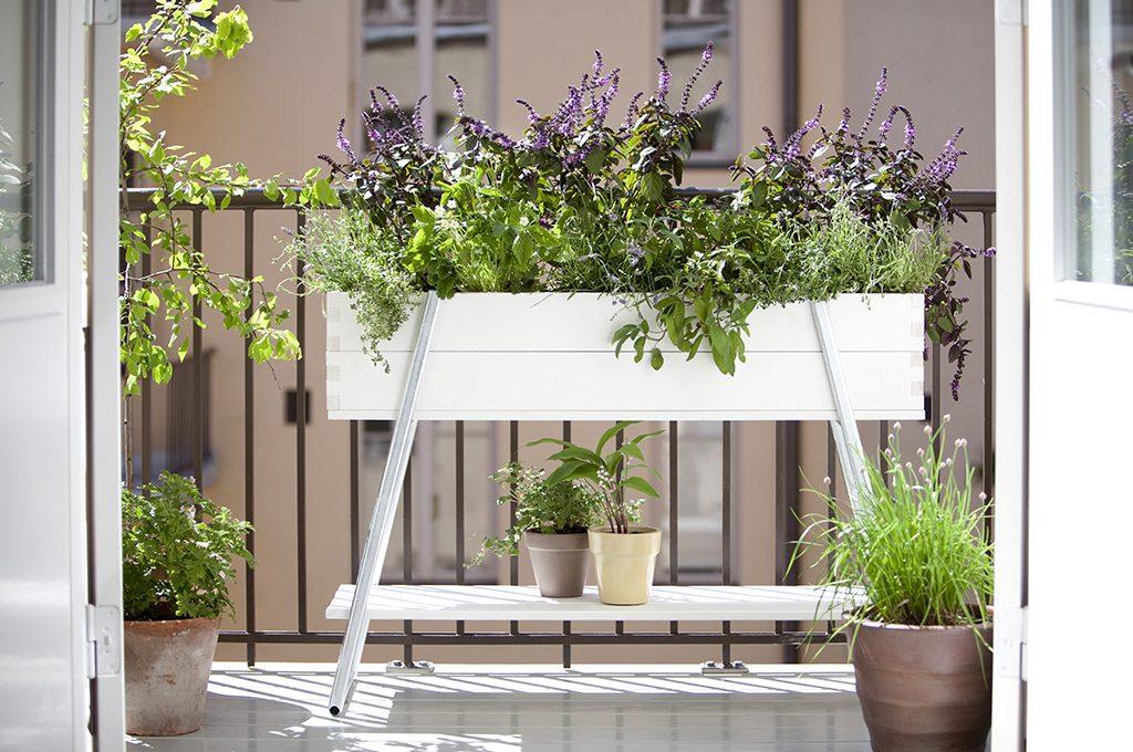 Arredare un Balcone piccolo: 5 Idee di Buon gusto - Corso ...
