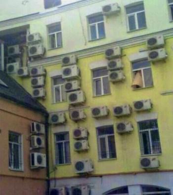 climatizzatori e climatizzatori unità esterna