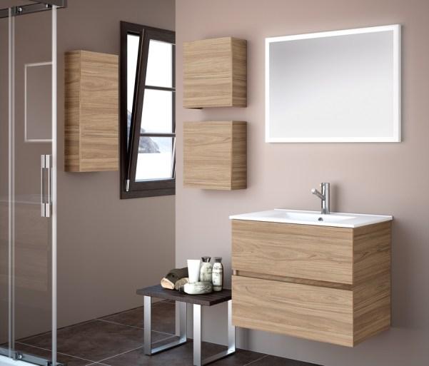 arredare bagno quadrato e piccolo mobili