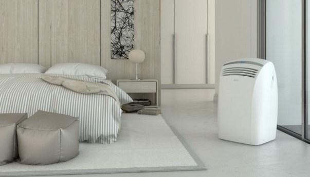 climatizzatori trasportabilimodelli senza tubo
