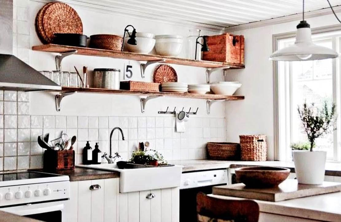 Come Decorare Una Cucina Rustica come arredare la cucina in stile rustico - corso arredo