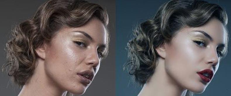 Come ritoccare la pelle con photoshop