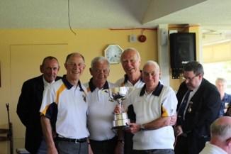 ELBA Senior Rink Winners 2013