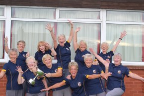 CBC Ladies Top 10 Winners 2014
