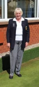 Viv Pickard - Ladies Captain 2015