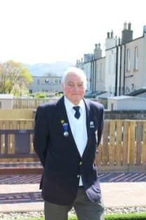 Gordon Birnie - President 2017