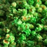 Candyland store green popcorn