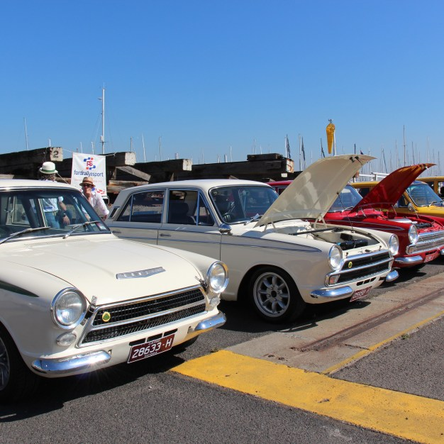 Small Ford Day