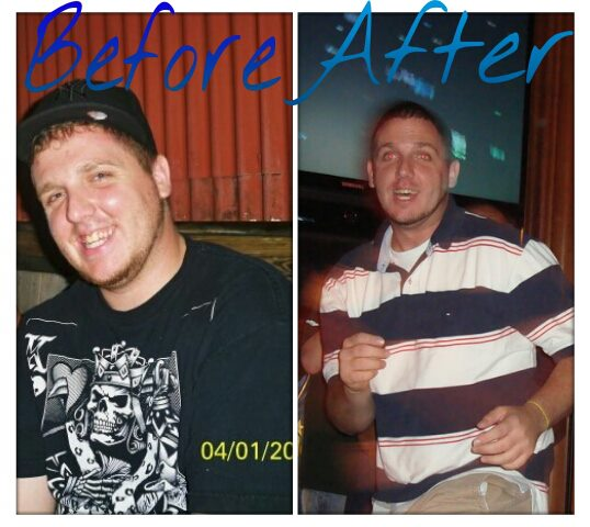 Before and After - Eric - 12.26.12