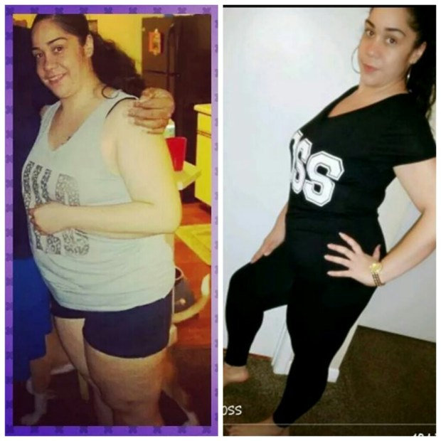 Jennifer Weight Loss Transformation