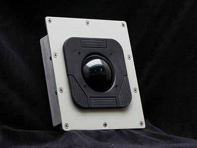 Cortron Model T25D Pointing Device 2.5 inch DuraTrackball  Non-Backlit Panel Mount Enclosure