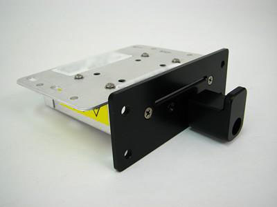 Cortron Model Accessory  TBD  Non-Backlit Panel Mount Enclosure CAC with card retainer.