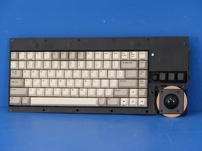 Cortron Model 80 Keyboard T14  Non-Backlit OEM Raw No Encl  Enclosure