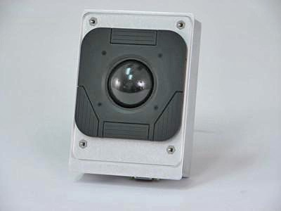 Cortron Model T20D Pointing Device T20D  Non-Backlit Panel Mount Enclosure Left-Right reconfiguration switch.