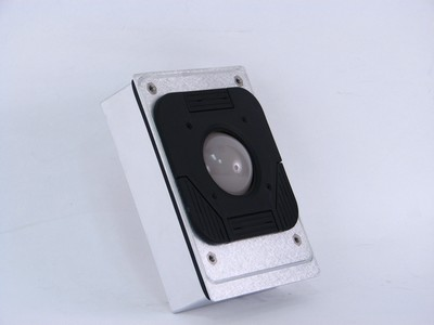 Cortron Model T20D Pointing Device T20D  Backlit Panel Mount Enclosure Brightness Controlled by Keyboard.