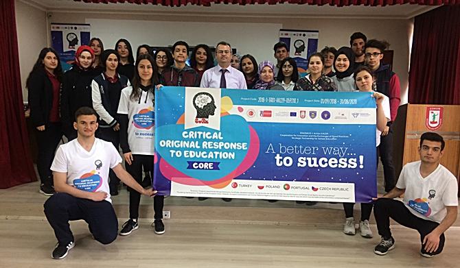 Mehmetçik Anadolu Lisesinde Stem Eğitimi