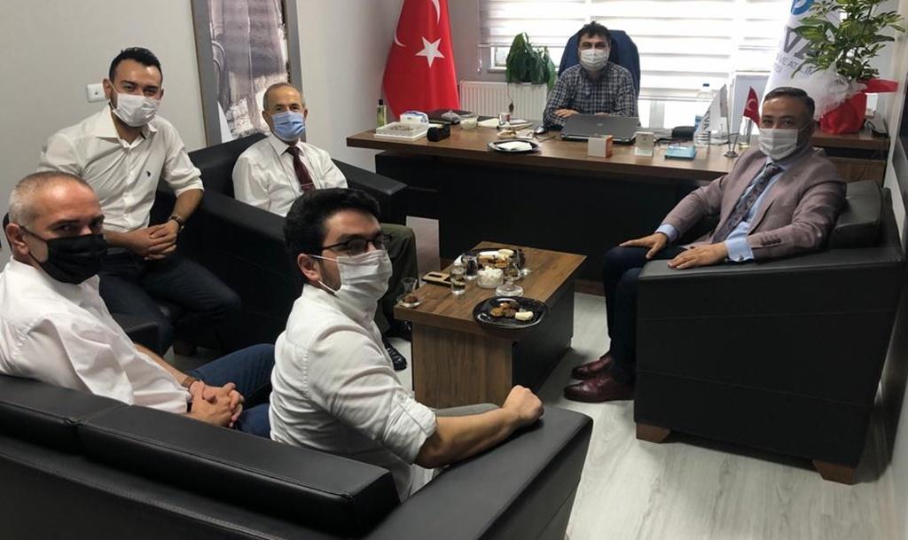 CHP'den Siyasi Partilere Ziyaret