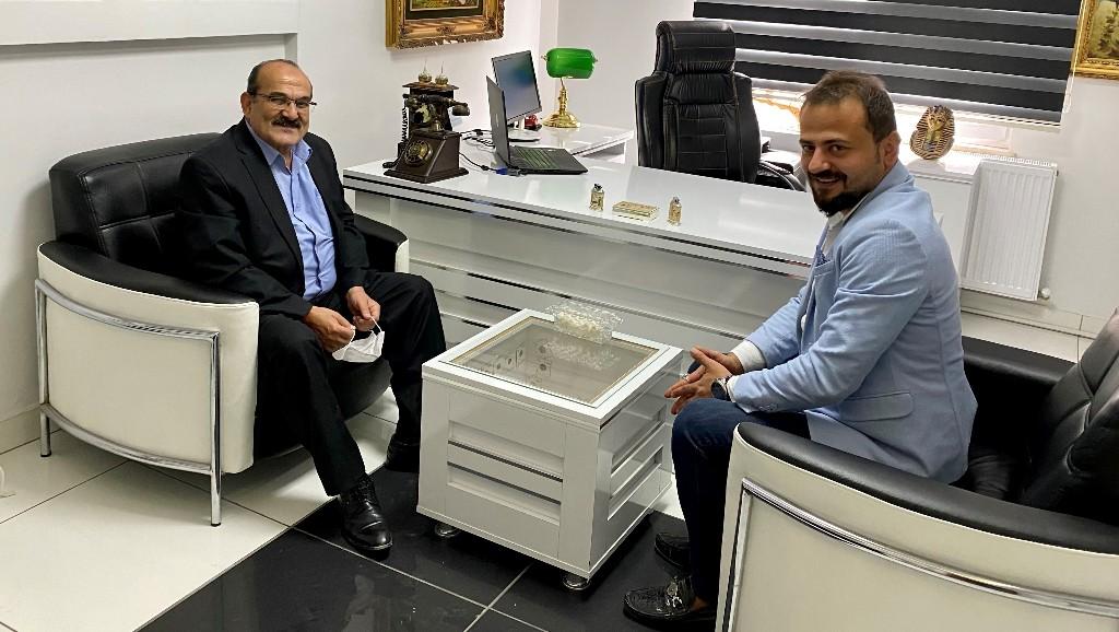 Başkan Şen'den Kargı Havadis'e Ziyaret