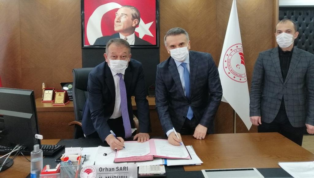 Beltaş İle Tarım İl Müdürlüğü Protokol İmzaladı