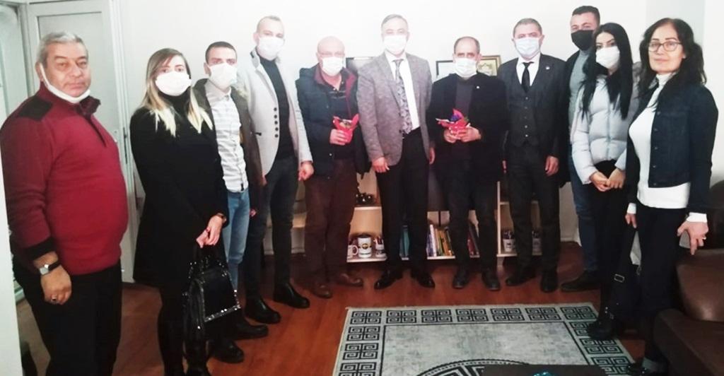 CHP, Basının Yeni Yılını Kutladı