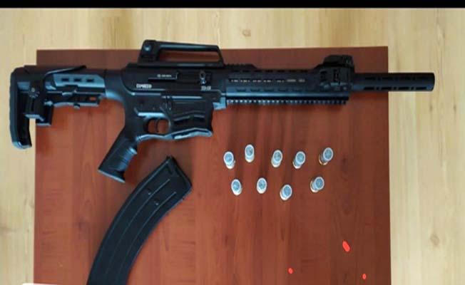 Sungurlu'da Tehditten 1 Kişi Tutuklandı