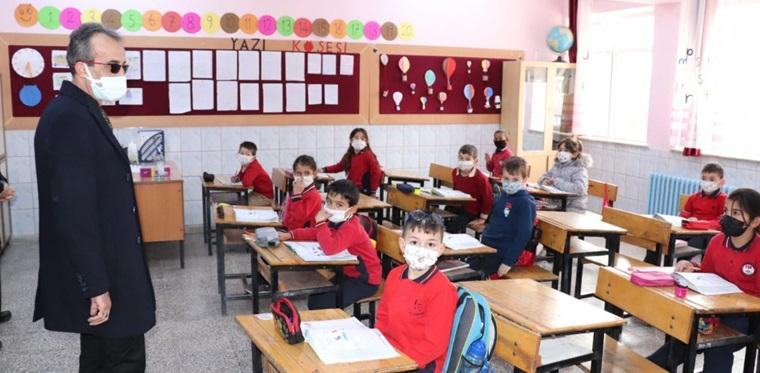 Kodek, İlçe Okullarında İncelemelerde Bulundu